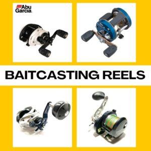 Bait Casting Reels