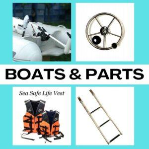 Boats & Parts