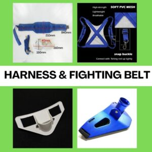 Harness & Fighting Belt
