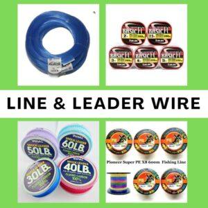 Line & Leader Wire