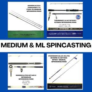Medium & ML Spin Casting