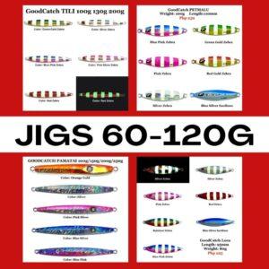 60-120grams