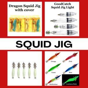 Squid Jigs